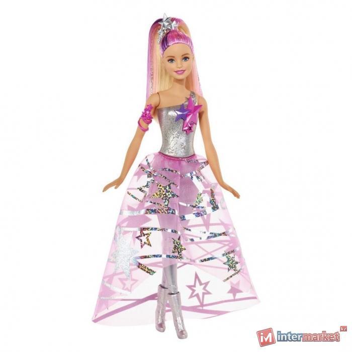 Купить Barbie Star Light Adventure Doll in Gown