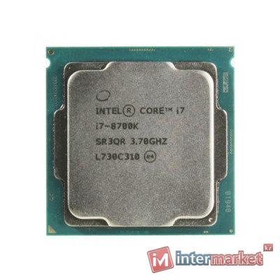 CPU Intel Core i7 8700К 3,7GHz 12Mb 6/12 Core Coffe Lake Tray 95W FCLGA1151