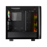 Корпус Thermaltake View 21 TG RGB Plus CA-1I3-00M1WN-05 черный
