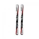 Лыжи горные Formula red Team QS el4.5 подростковые - 110 - 16-17