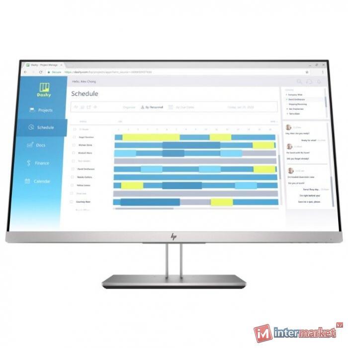 Монитор HP EliteDisplay E273d 27