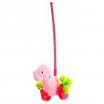 Палка-каталка Розовый слон