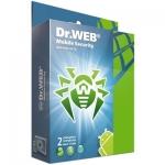 Антивирус Dr. Web Mobile Security, 2 устройство на 2 года box