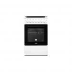 Кухонная плита  SHIVAKI COMARELLA 50-01-E white
