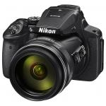 Цифровой фотоаппарат Nikon COOLPIX P900 Черный